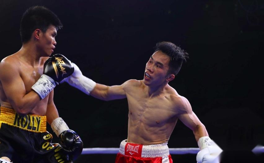 统一携经销商为进攻者加油,见证亚洲拳王诞生