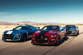 美媒2020十大现代肌肉车公布!雷克萨斯、特斯拉竟然也能入榜