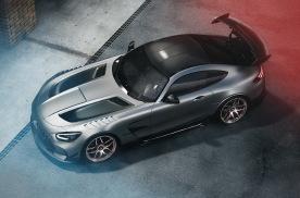 AMG GT Black Series提升至778马力 订制