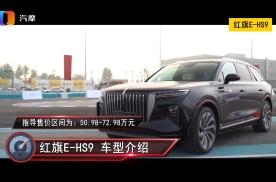 纯电动大型SUV 红旗E-HS9值得买吗?