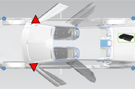 让停车更轻松,比亚迪为汉升级APA自动泊车辅助系统