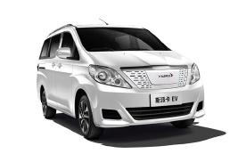提供双色内饰 2021款野马斯派卡EV上市售10.99万起
