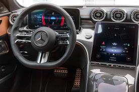 全新一代奔驰C级曝光 C级AMG将采用2.0T四缸引擎