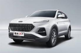 """火热的SUV市场,还需不需要再来一款""""X7""""?"""