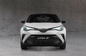 新款丰田C-HR运动版官图亮相,或将明年上市
