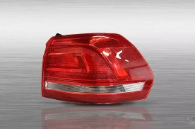 大众朗逸汽车配件-天德勤DPA卤素后尾灯总成,颜值代表,安全
