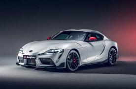 百公里加速仅需5.2秒 丰田Supra 2.0L Turbo