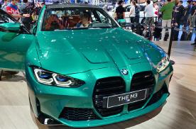 这样的设计您能接受吗? 宝马全新M3/M4北京车展亮相