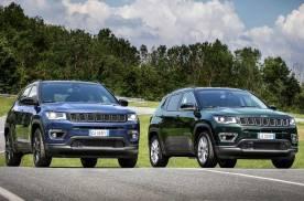 外观小幅调整,娱乐系统升级,Jeep新款指南者官图发布