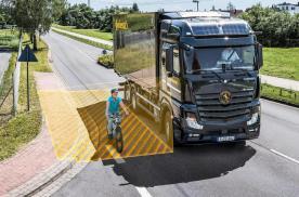"""货车司机和女司机福音来了,这两样 """"黑科技"""",将降低事故率"""