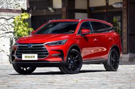 买家用SUV,比亚迪唐DM与本田CR-V怎么选?
