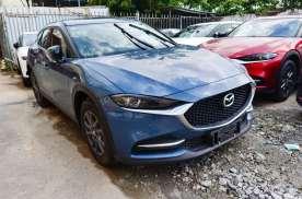 新款马自达CX-4将于8月15日正式上市 预售14.88万起
