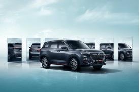 长安欧尚全新旗舰X7 PLUS公布内饰 打造12-15万级SUV新标杆
