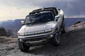 8万美元起售,续航超过400公里,悍马EV符合你心中期待吗?