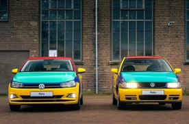 大众发布Polo特别版,专属配色太鲜艳,动力竟然是三缸?
