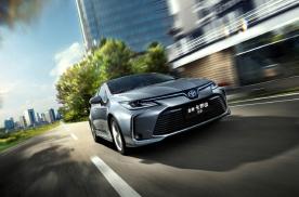 新车 车机系统升级,2021款丰田卡罗拉11.98万起售
