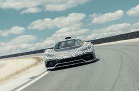 1200马力 梅赛德斯-AMG顶级跑车动力曝光