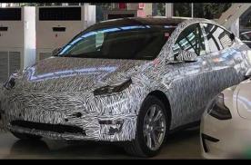 看个新车丨价格成最后悬念,国产特斯拉MODEL Y路测