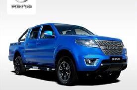 国产美系代表作 黄海N1S参加2021年度车型评选