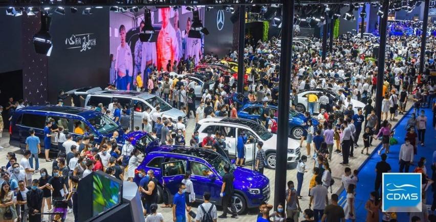 成都国际车展圆满落幕,房车展八月底将登沪