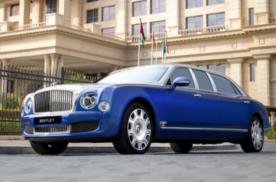 宾利慕尚Grand Limousine Mulline即将对外发售