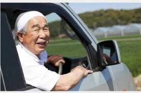 为日本高龄司机重新设计汽车