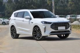 捷途X70新增车型正式上市 8.59万元起
