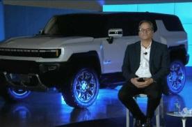 外观硬朗 更具男人味儿 悍马纯电SUV将于4月4日线上发布