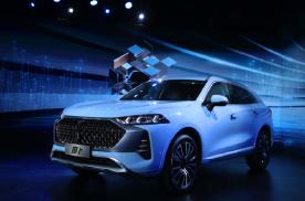 "WEY""摩卡""全球首秀,携全新智能汽车生态定义未来智驾"