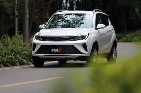 长安SUV自动挡售6万,可惜国人不识货,销量不到XR-V零头