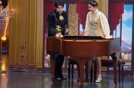 郎朗教弹钢琴,谁听到关晓彤四个字,贾玲对她评价太真实