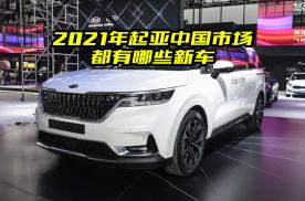 2021年起亚都有哪些新车?到底值不值得等,看完视频清楚了
