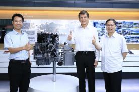 长城发布首款9速双离合变速器+热效率38.3%发动机