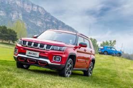 售价10.58-12.58万,BJ30率先进军紧凑级SUV市