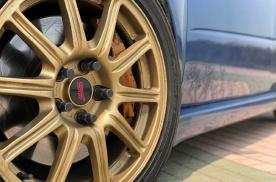 曾颖卓刹车改装分享,不少的人对刹车改装有很深的误解?
