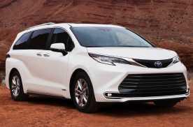 全新丰田Sienna发布,搭2.5L混动系统,未来将国产