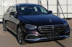 延续海外版车型设计,新款国产奔驰E级将于9月25日正式上市