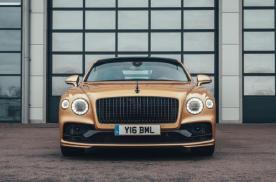 价格降低 豪华不减 全新宾利飞驰V8国内售价公布