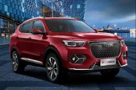销量逐渐回升 7月SUV销量前10车型出炉 哈弗H6继续领先