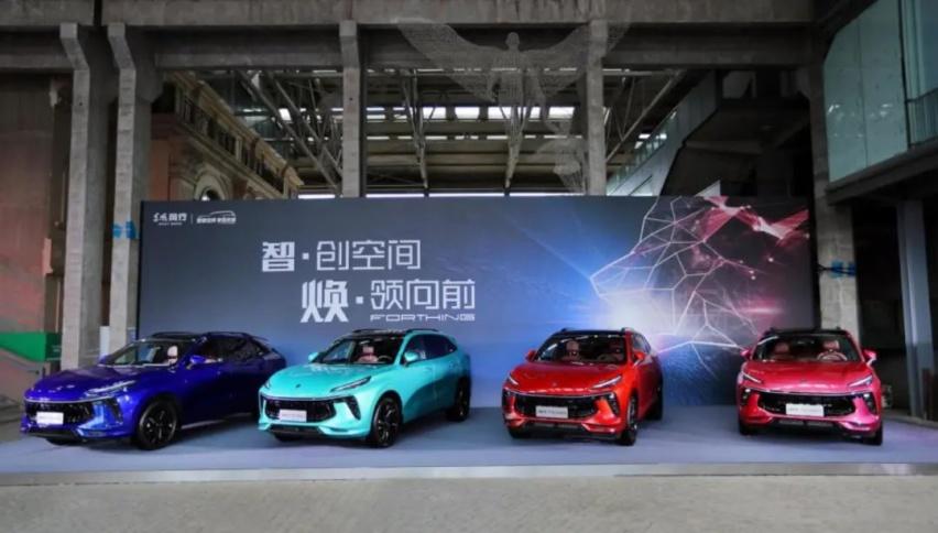 车评社   东风风行年销破30万,换个「标」就行?