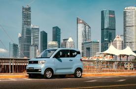 五菱宏光MINI EV10月销量再次霸榜:无限风光在险峰!