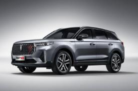 15.99万起售的中大型运动SUV 奔腾T99 S正式上市