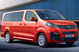 沃克斯豪尔发布8座纯电动车,续航里程230公里