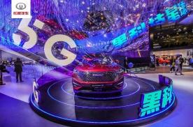 全球首款5G智能燃油SUV闪耀2021上海车展