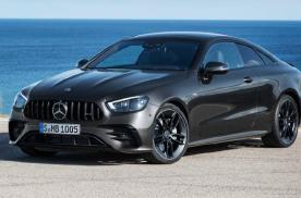 新款奔驰AMG E53诠释何谓性能轿跑!