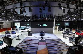 全新捷豹XFL全球首秀,奇瑞捷豹路虎携多款明星车型亮相上海车