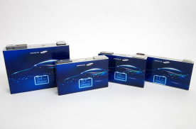 三星SDI第5代动力电池单次充电可续航超600公里