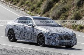 奔驰全新C43 AMG预计明年发布 换搭全新动力系统