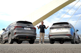 CS75PLUS对比BEIJINGX7 竞争激烈的自主SUV