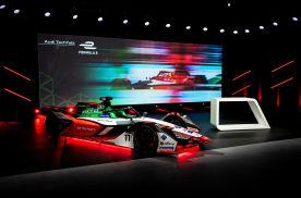 奥迪携e-tron FE07赛车重磅出征Formula E